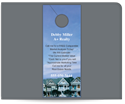 Picture of Full Color Door Hanger - House
