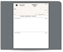 Picture of Laser Top Carbonless Checks, QuickBooks® Compatible, Unlined