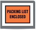 Picture of Packing List Envelope