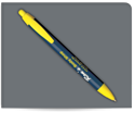 Picture of BIC® Widebody Retractable Personalized Pen
