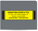 """Picture of 1"""" x 3-1/2"""" Advertising Labels"""