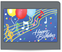 Picture of Note-Able Birthday