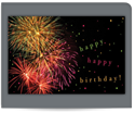 Picture of Happy Fireworks