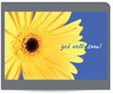 Picture of Get Well Small Sunflower