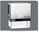 Picture of 2000 Plus® Self-Inking Return Address/Notary Stamp with Microban®