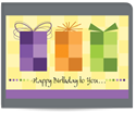 Picture of Color Block Birthday