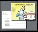Picture of Automotive Service Reminder Postcard