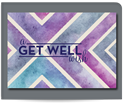 Picture of Get Well Watercolor
