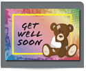 Picture of Get Well Teddy