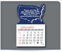 Picture of Value Stick™ Calendars - USA