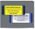 "Picture of 1-1/4"" x 3"" Advertising Labels"