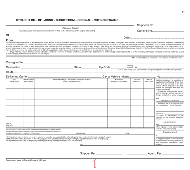Drawingboard 174 Printing Shipping Amp Receiving Forms