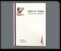 Picture of Full Color Presentation Folder - Eagle with Flag