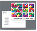 Picture of A Reminder from Your Team Postcard, Standard