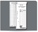 Picture of Carbonless, 2-Part, Deposit Ticket Books, Max Entry, Lined